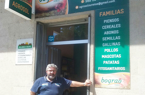 Agrosol ourense - Piensos Bograo